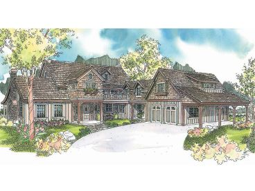 Country European Home, 051H-0137