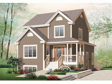 Multi-Generational House, 027H-0038