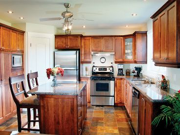 Kitchen Photo, 027H-0163