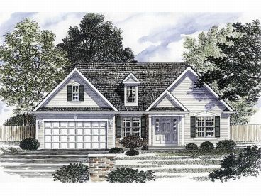 Small House Plan, 014H-0004