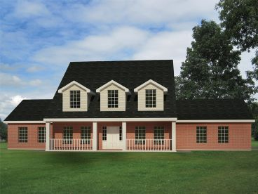 Country House Plan, 068H-0014