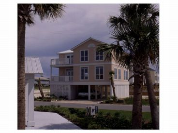 Coastal Home Plan, 017H-0006