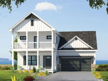 Multi-Generational House Plan, 031H-0357