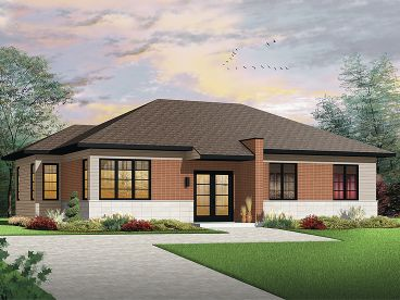 Contemporary Home, 027H-0315