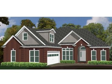 Traditional House Plan, 073H-0020