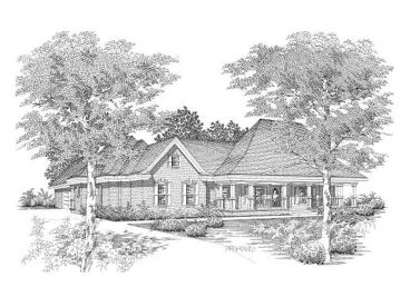 Family Home Plan, 061H-0118