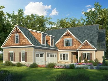 Luxury House Plan, 019H-0177