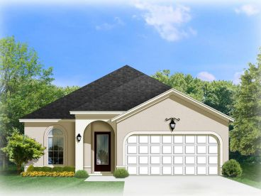 Florida Home Plan, 064H-0054