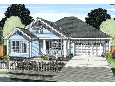 Family Home Plan, 059H-0171