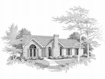 Affordable House Plan, 019H-0044