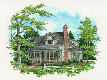 Country House Design, 030H-0056
