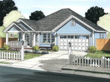 Family House Plan, 059H-0177