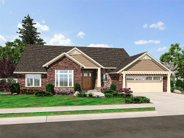 Affordable House Plan, 046H-0091