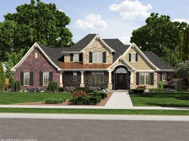 European Home Design, 046H-0016