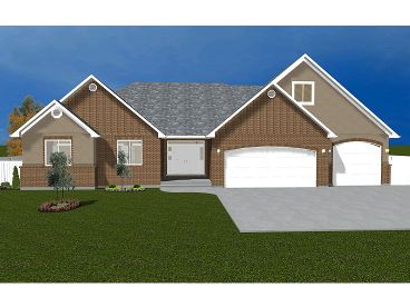 Family Home Plan, 065H-0015