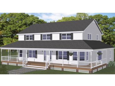 Country House Plans, 078H-0004
