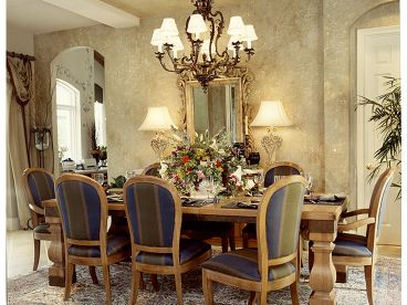 Dining Room Photo, 043H-0258