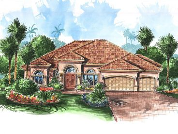 Sunbelt Luxury House, 040H-0054