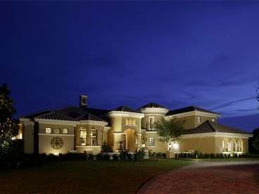 Luxury House Photo, 043H-0227