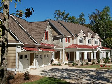Country House Plan, 019H-0034