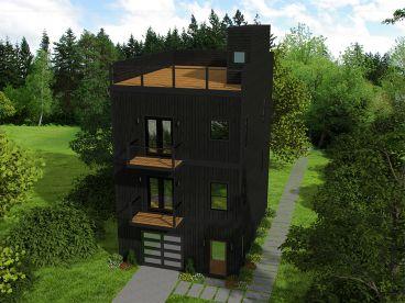 Mezzanine House Design Tiny Homes