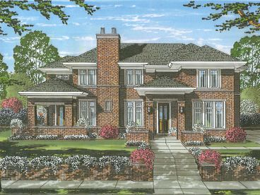 Family Home Plan, 046H-0132