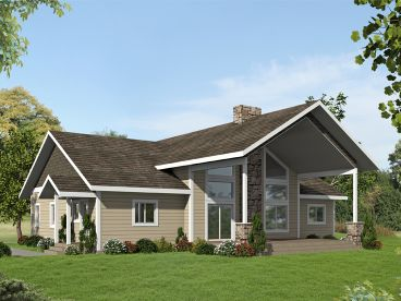 Family House Plan, 012H-0240