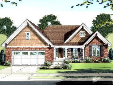 Family Home Design, 046H-0129