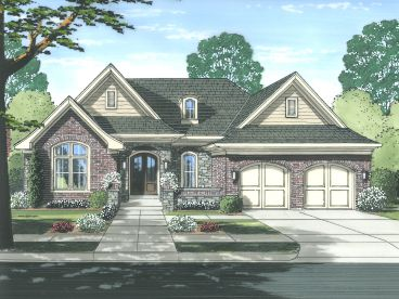 European Home Plan, 046H-0119