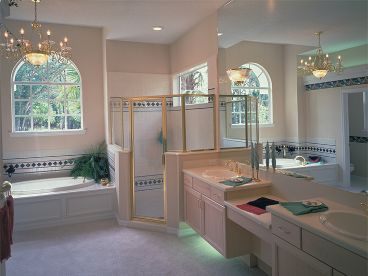 Master Bathroom Photo, 043H-0252
