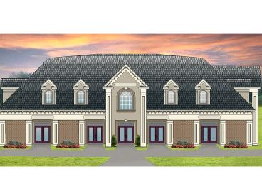 Strip Mall Plan, 006C-0054