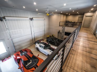 Interior Garage Photo, 075H-0018