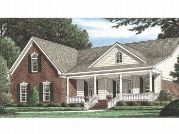 Southern House Plans The House Plan Shop