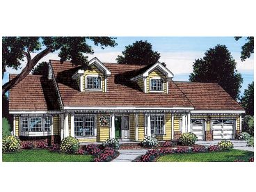Country House Design, 047H-0030