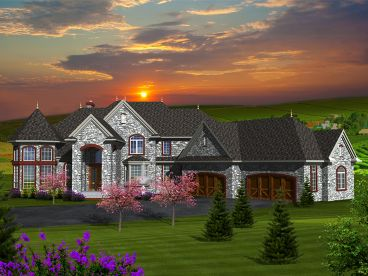 European Home Design, 020H-0338