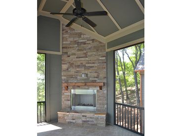 Screen Porch Photo, 053H-0064