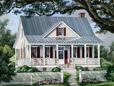 Country Home Design, 063H-0208