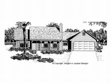 Small Home Plan, 004H-0011