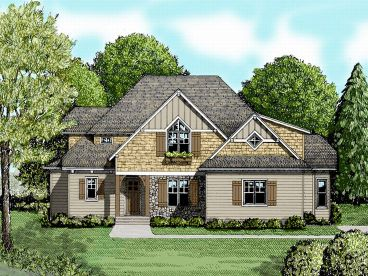 European House Design, 029H-0109