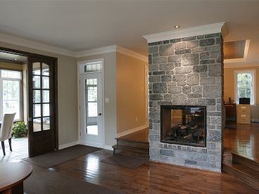 Fireplace Photo, 027H-0069
