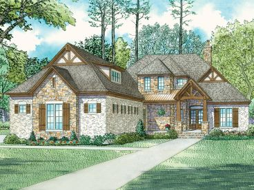 Family House Plan, 025H-0361