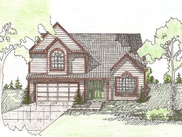 Affordable House Plan, 009H-0005
