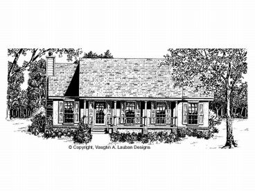 Small House Plan, 004H-0008