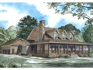 Country Ranch House, 025H-0301