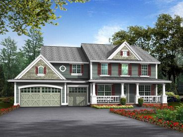 Country House Plan, 035H-0027
