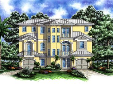 Florida House Plan, 037H-0124