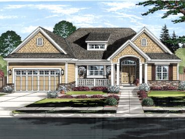 Country House Plan, 046H-0159