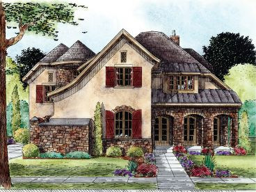 European Home Design, 031H-0235
