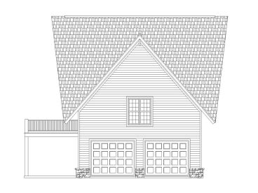 Garage Apartment Plan, 006G-0119