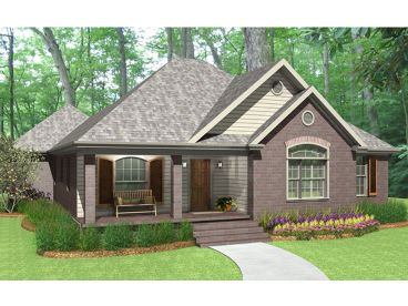 Affordable Home Plan, 042H-0017